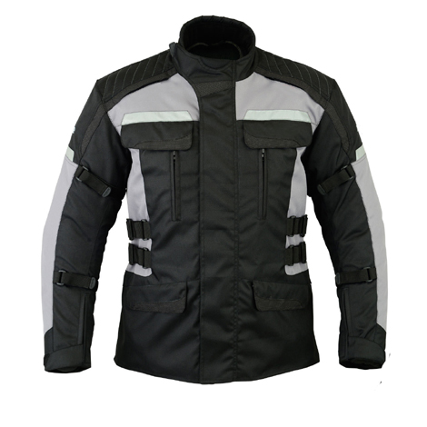 Motorcycle Textile/Mesh Jackets