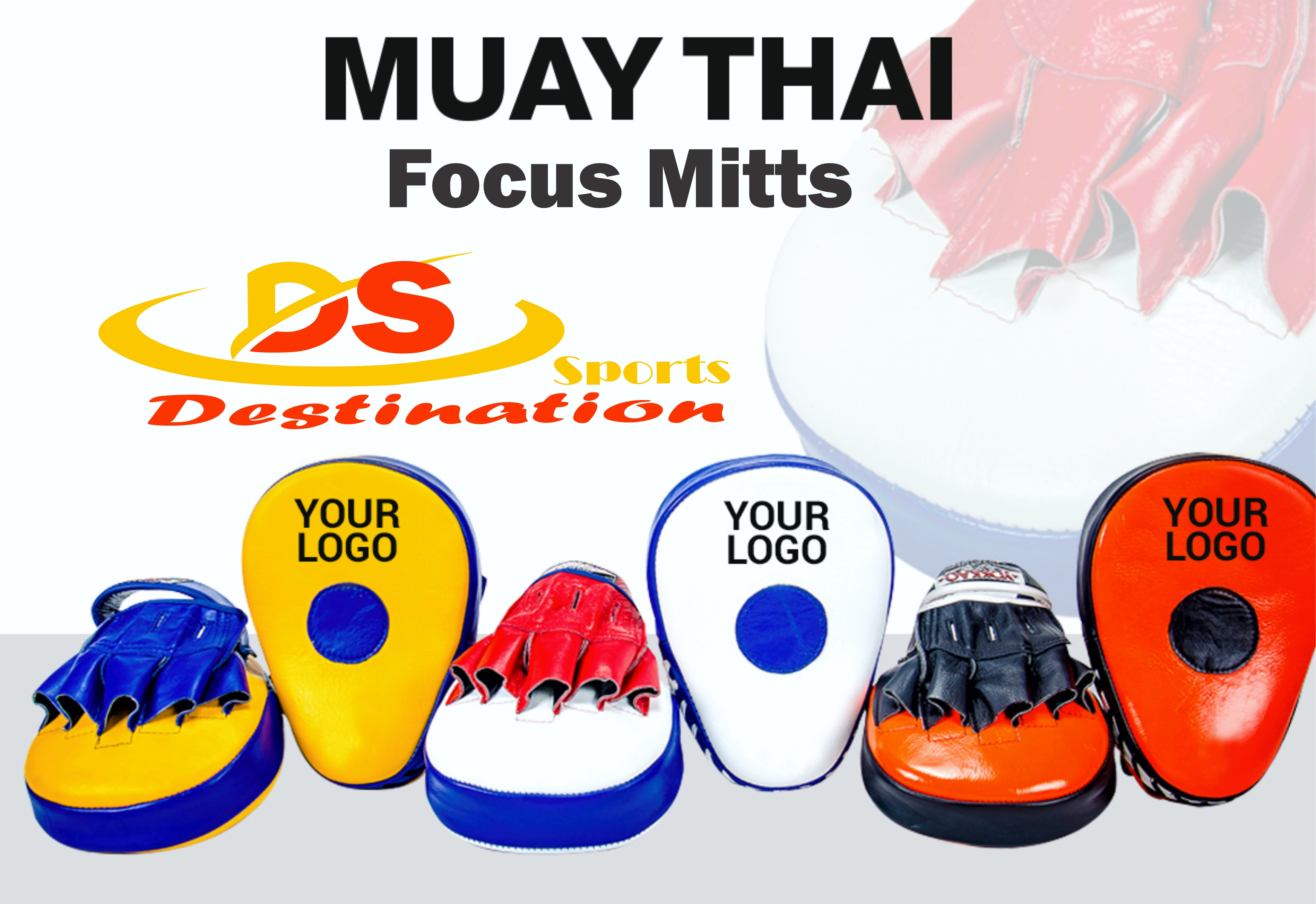 Muay Thai Focus Mitts
